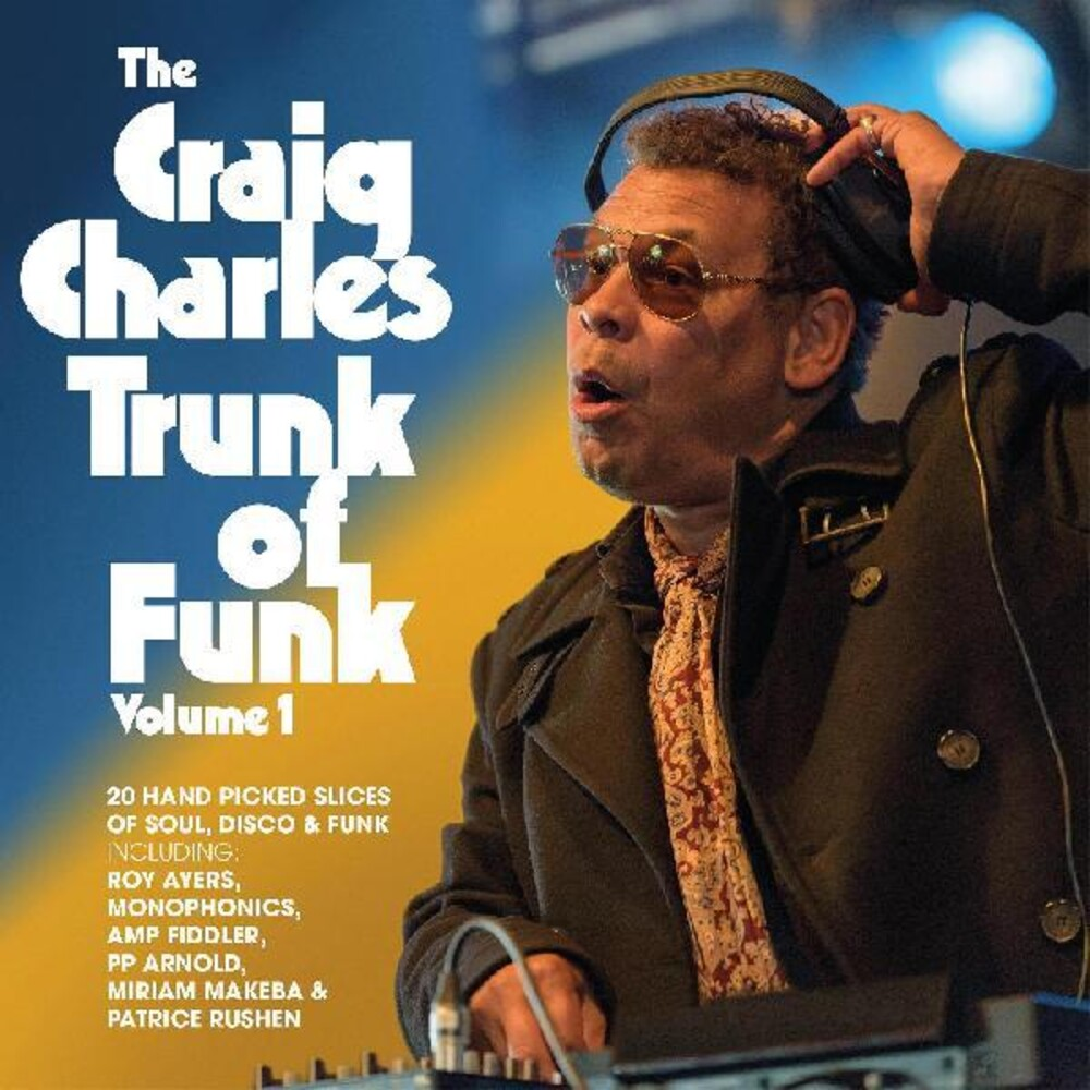 Craig Charles - The Craig CharlesTrunk Of Funk  Vol 1