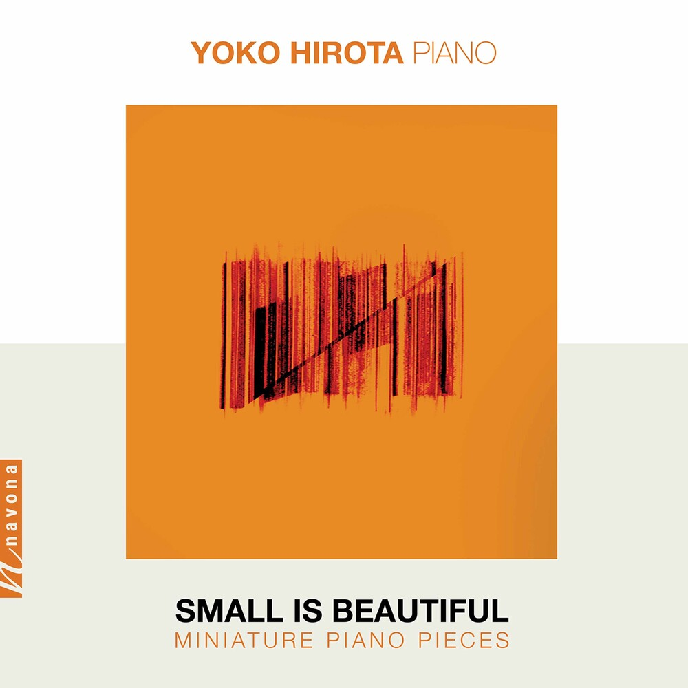 Yoko Hirota - Small Is Beautiful