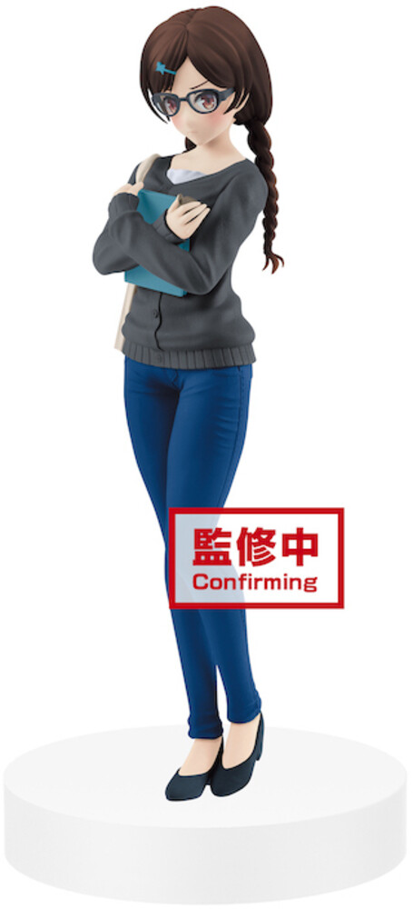 Banpresto - BanPresto - Rent A Girlfriend Chizuru Ichinose Figure