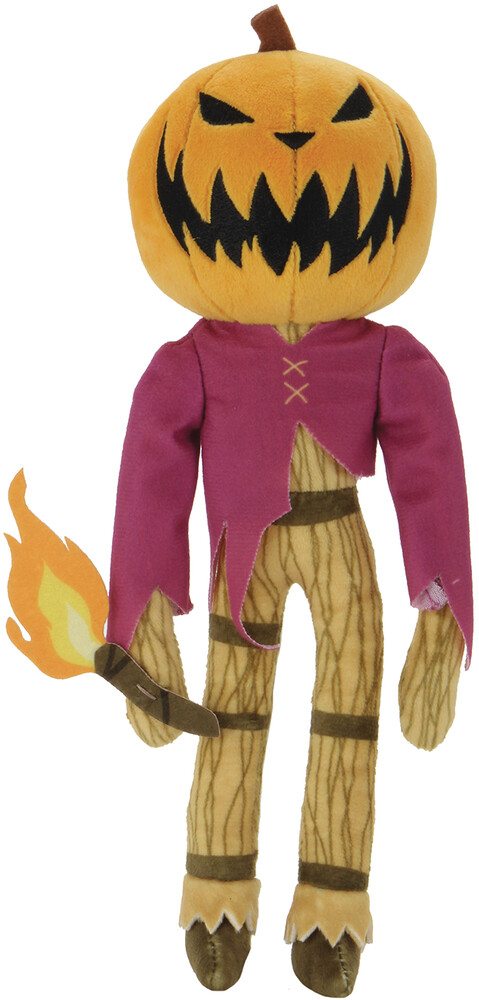 - NECA - Phunny Nightmare Before Christmas Jack Pumpkin King Plush