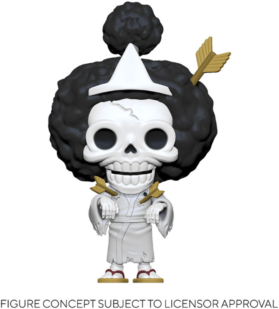 - FUNKO POP! ANIMATION: One Piece- Brook