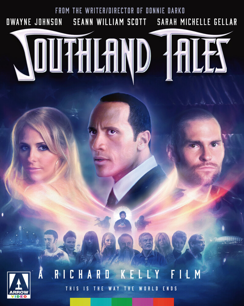 Joe Campana - Southland Tales (2pc)