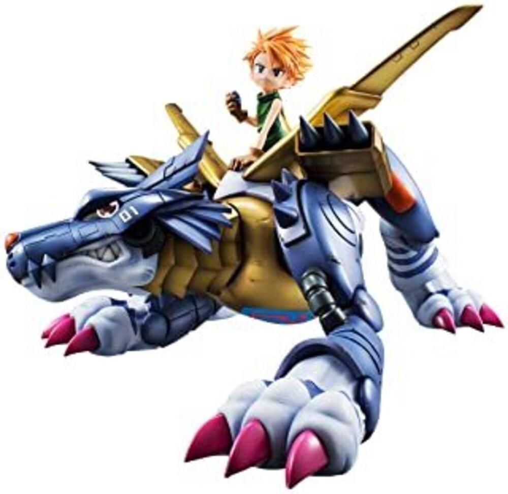 Megahouse - Megahouse - Digimon Adventure - Precious G.E.M. Digimon AdventureMetal Garurumon & Ishida Yamato [repeat]