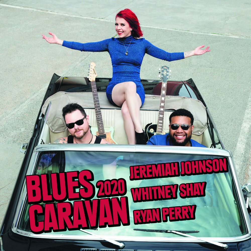 Whitney Shay - Blues Caravan 2020 (W/Dvd)