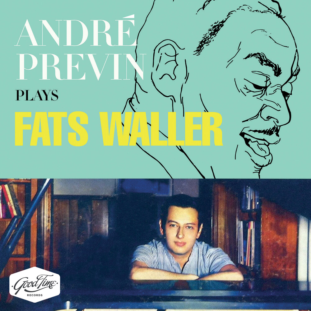 Andre Previn - Plays Fats Waller (Mod)