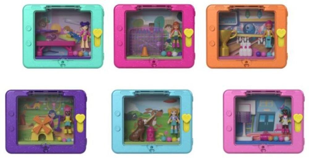 Polly Pocket - Mattel Games - Polly Pocket Polly Games Assortment