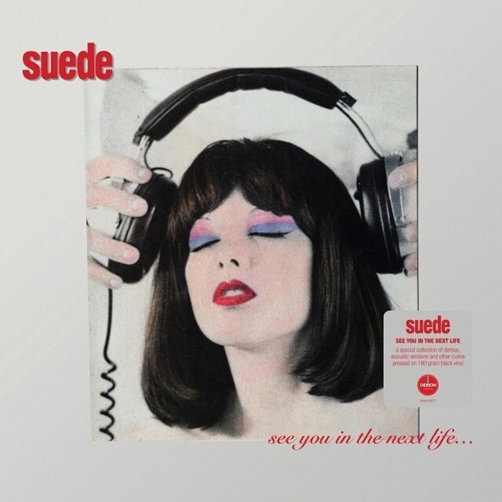 Suede (The London Suede) - See You In The Next Life (Blk) [180 Gram] (Uk)