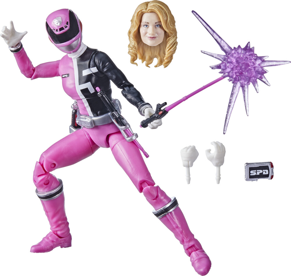 Prg Blt Rad Neptune - Hasbro Collectibles - Power Rangers Lightning Collection Rad Neptune