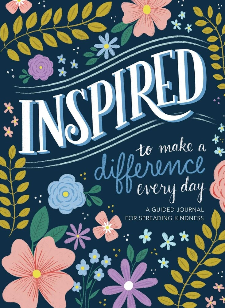 Readers Digest - Inspired: A Guided Journal for Spreading Kindness