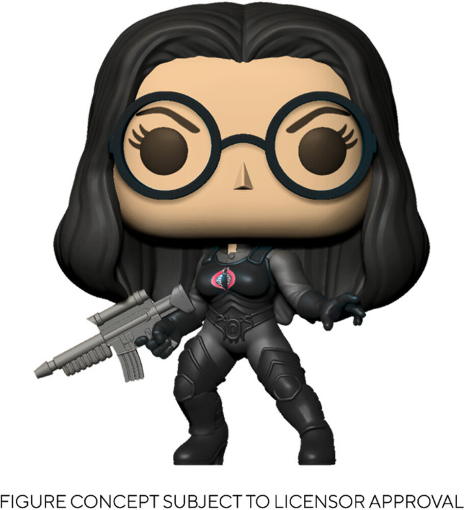 Funko Pop! Vinyl: - G.I. Joe- The Baroness