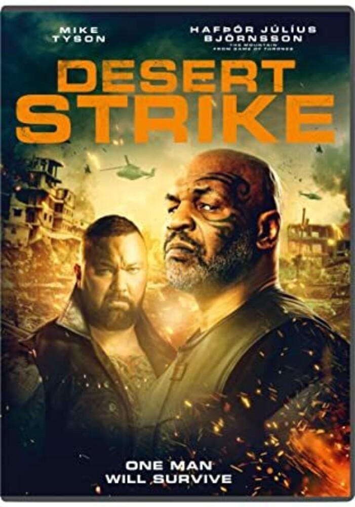 Desert Strike DVD - Desert Strike