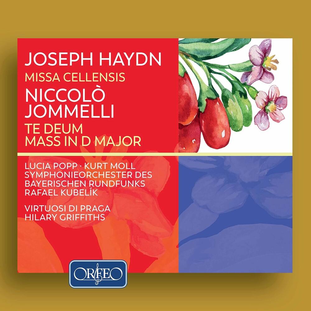 Haydn / Virtuosi Di Praga / Griffiths - Missa Cellensis / Te Deum