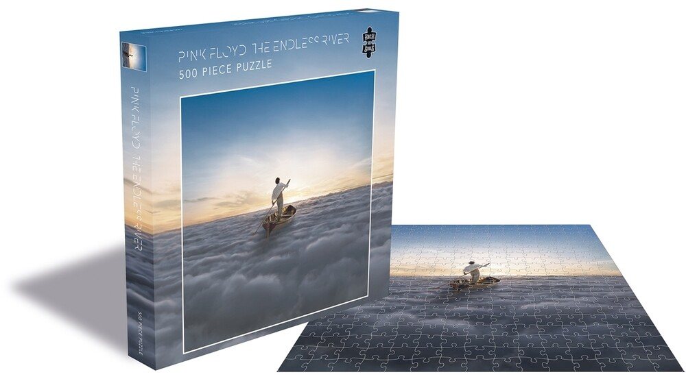 Pink Floyd the Endless River (1000 Piece Puzzle) - Pink Floyd The Endless River (1000 Piece Jigsaw Puzzle)