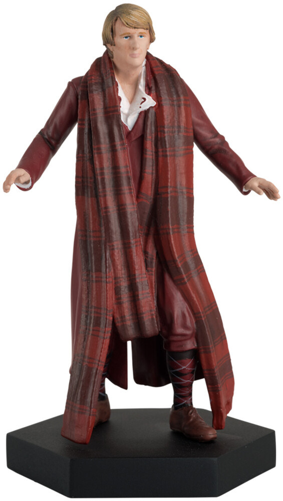 - Eaglemoss - Doctor Who - 3rd Doctor, Jo Grant, Brigadier and Benton