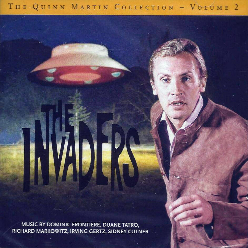 Dominic Frontiere  (Ita) - Quinn Martin Collection Vol 2: The Invaders (Original Soundtrack)