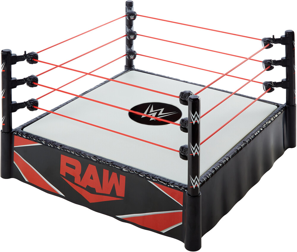 WWE - Mattel Collectible - WWE Basic Ring Raw