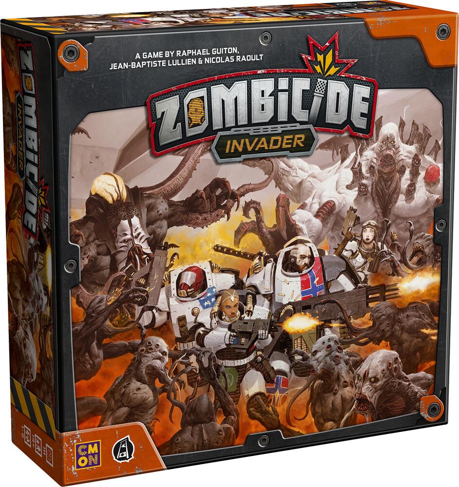 - Zombicide Invader