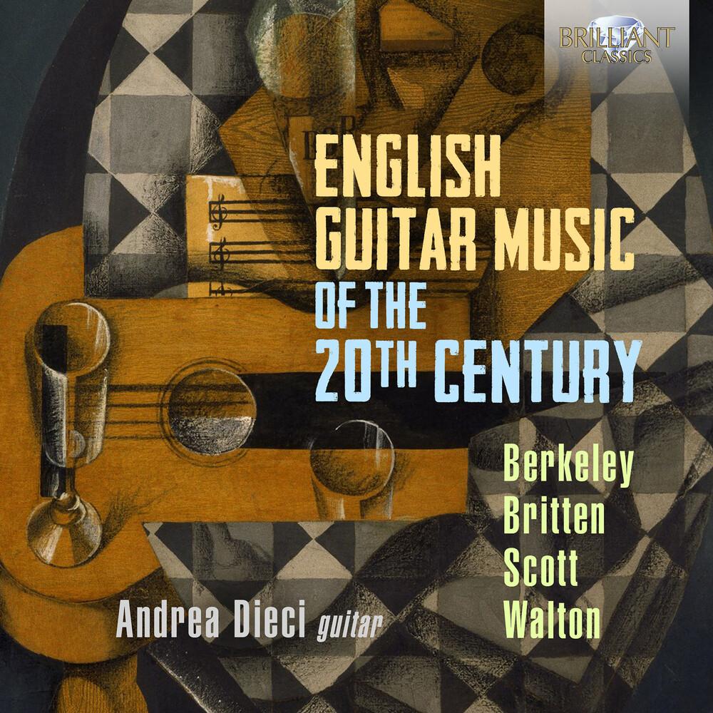Berkeley / Dieci - English Guitar Music