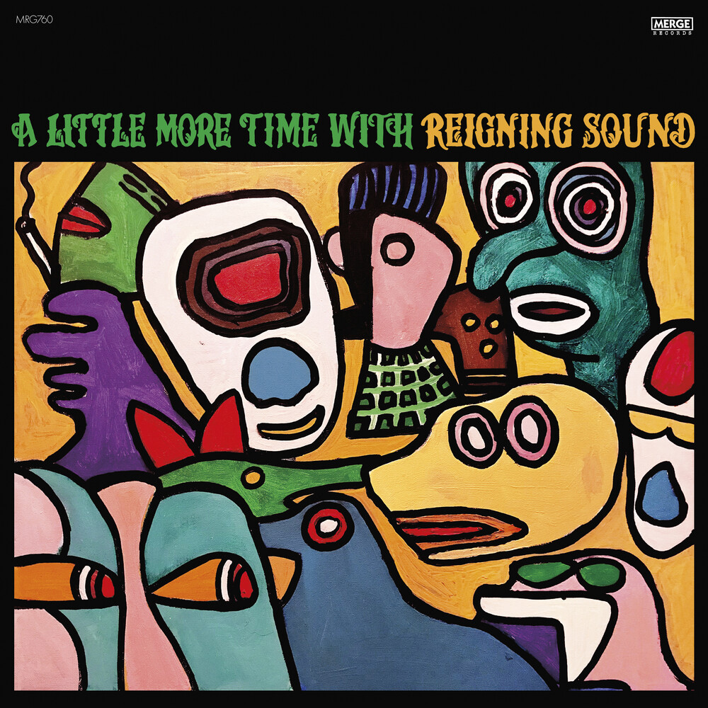 Reigning Sound - Little More Time With Reigning Sound [Indie Exclusive] (Green