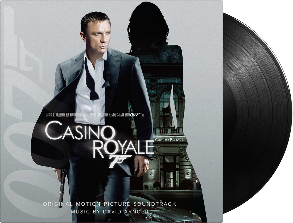 Davis Arnold  (Ogv) - Casino Royale / O.S.T. [180 Gram]