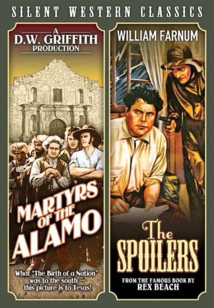 - Silent Western Classics Double / (Mod)