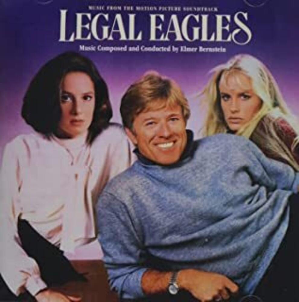 Elmer Bernstein - Legal Eagles / O.S.T.