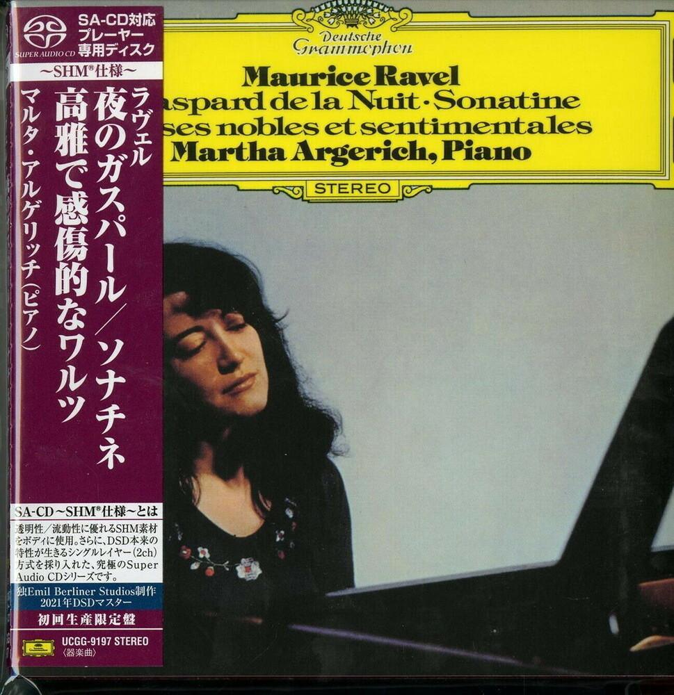 Ravel / Martha Argerich - Ravel: Gaspard De La Nuit / Sonatine / Valses