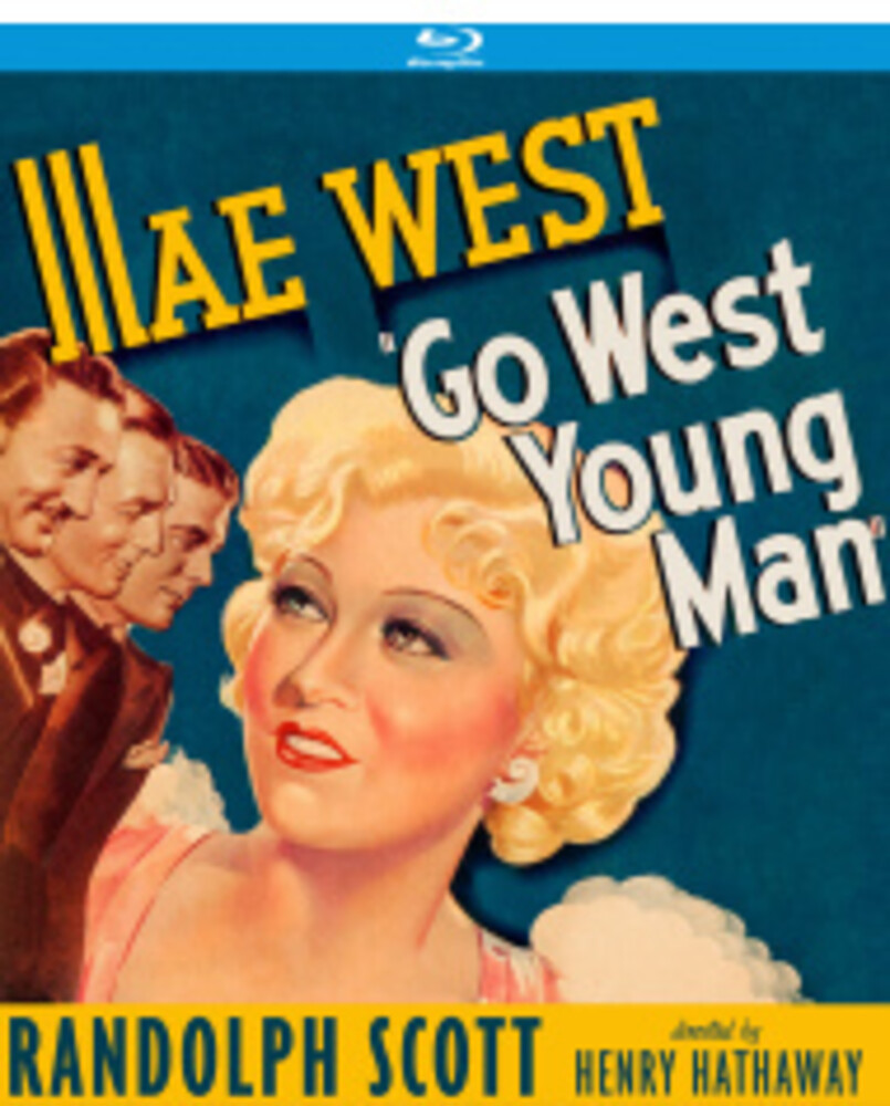 - Go West Young Man (1936)