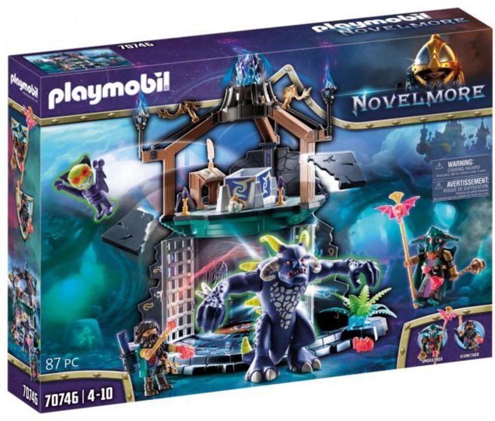 Playmobil - Novelmore Violet Vale Demon Lair (Fig)