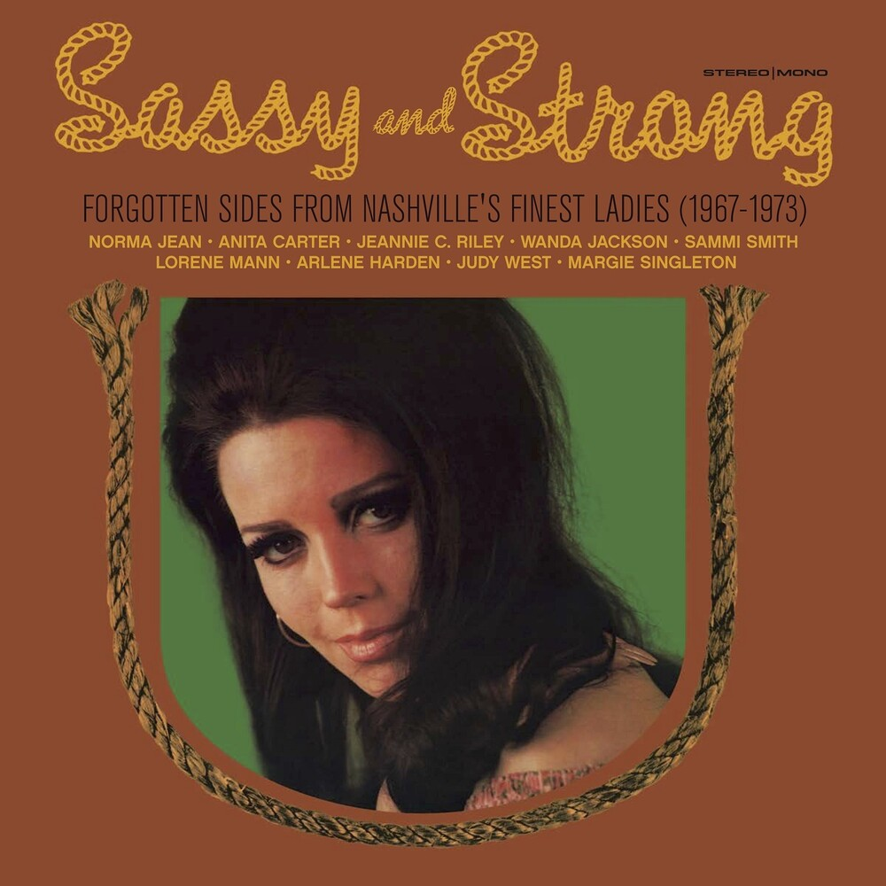 Sassy & Strong: Forgotten Sides From Nashville's - Sassy & Strong: Forgotten Sides From Nashville's