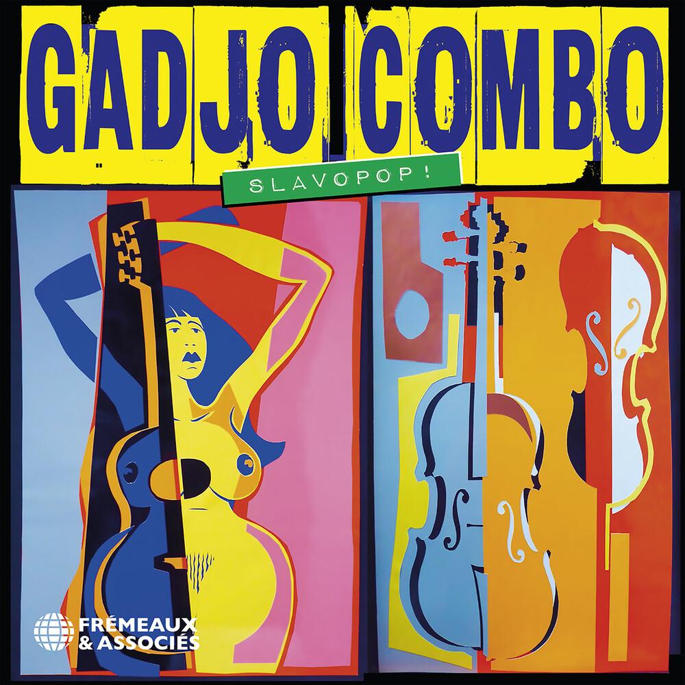 Joubert / Gadjo Combo - Slavopop