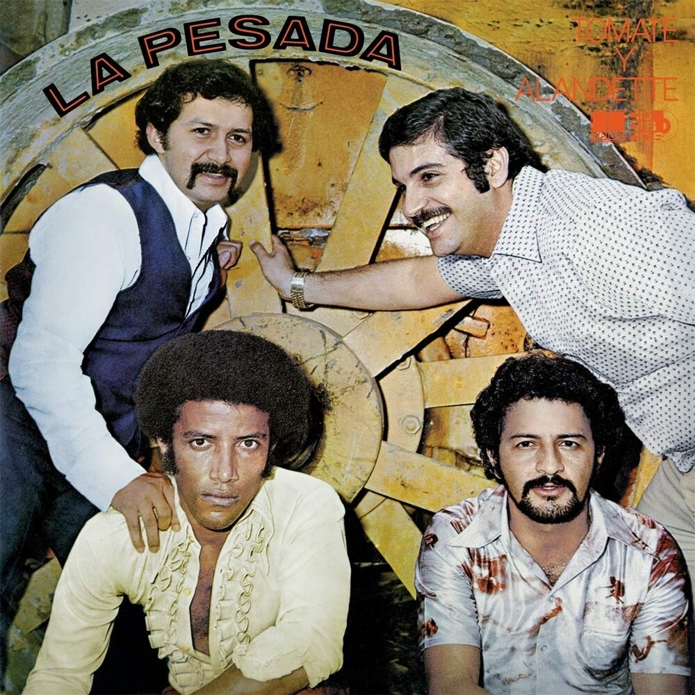 La Pesada - Tomate Y Alandette (Spa)
