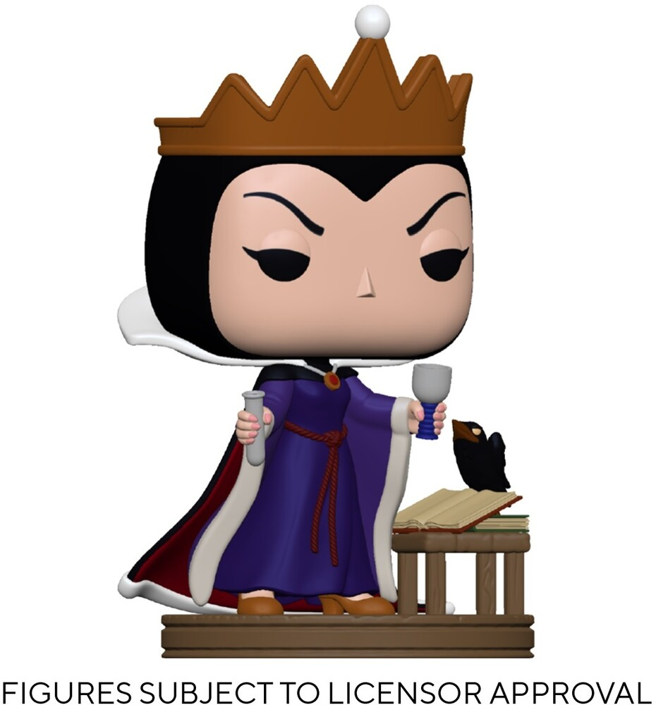 - Disney Villains - Queen Grimhilde (Vfig)