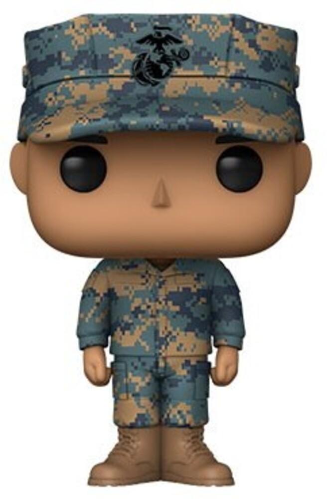 Funko Pop! Millitary: - Marine Male - H (Vfig)