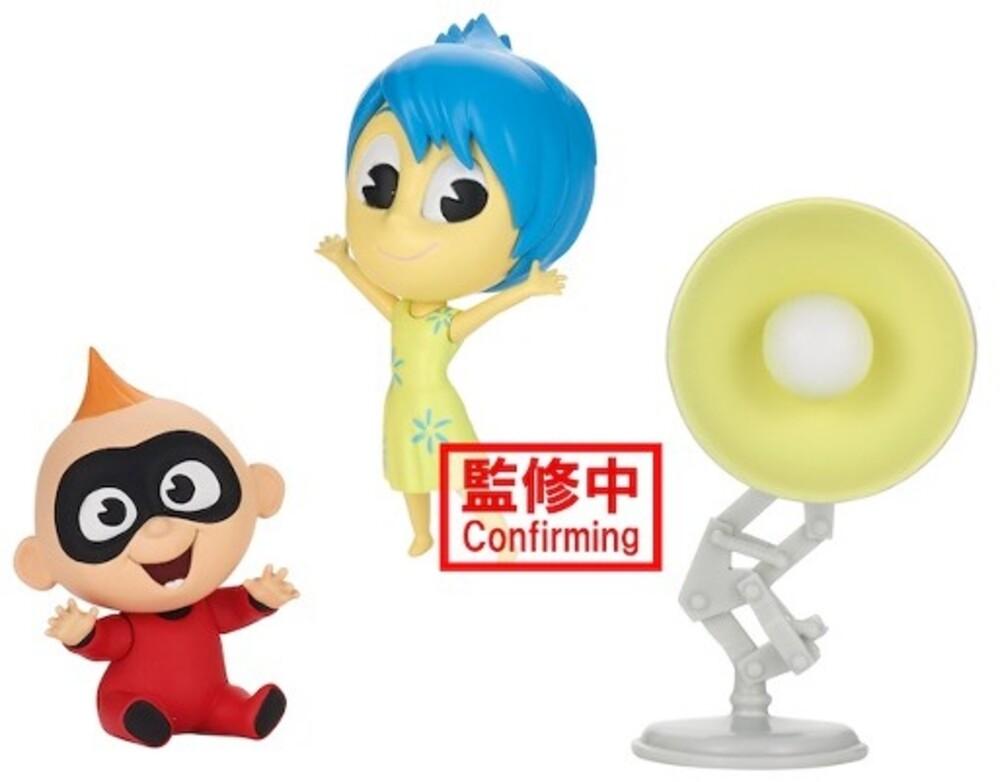 - Pixar Characters Pixar Fest Fig Collection Vol. 9