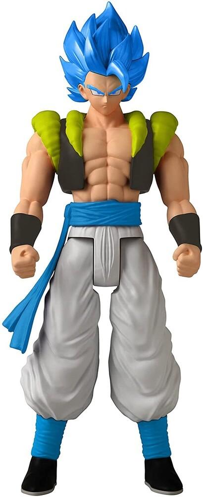 Dragon Ball Super Limit Breaker - Limit Breaker Super Saiyan Blue Gogeta 12 Figure