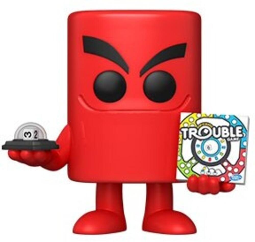 Funko Pop! Vinyl: - Trouble- Trouble Board (Vfig)