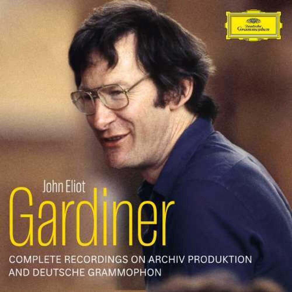 John Eliot Gardiner - Complete Deutsche Grammophon & Archiv Produktion Recordings [104 CD Box Set]