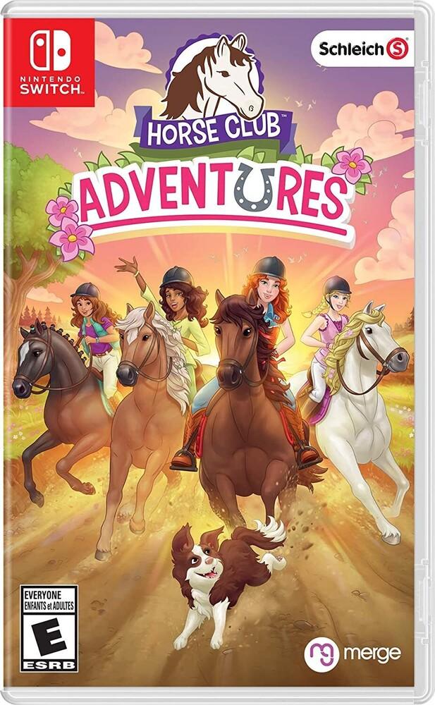 - Swi Horse Club Adventures