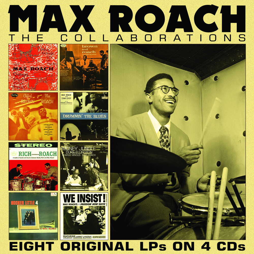 Max Roach - Collaborations