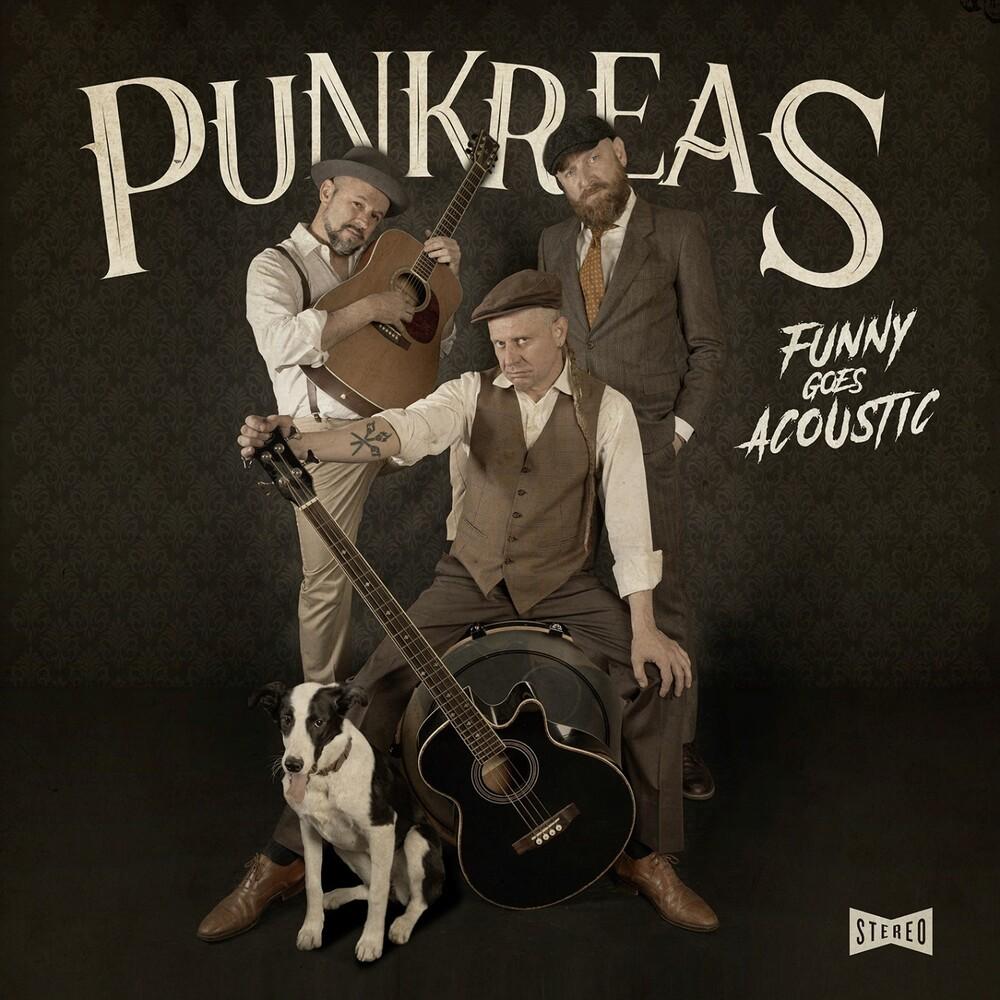 Punkreas - Funny Goes Acoustic (Ita)