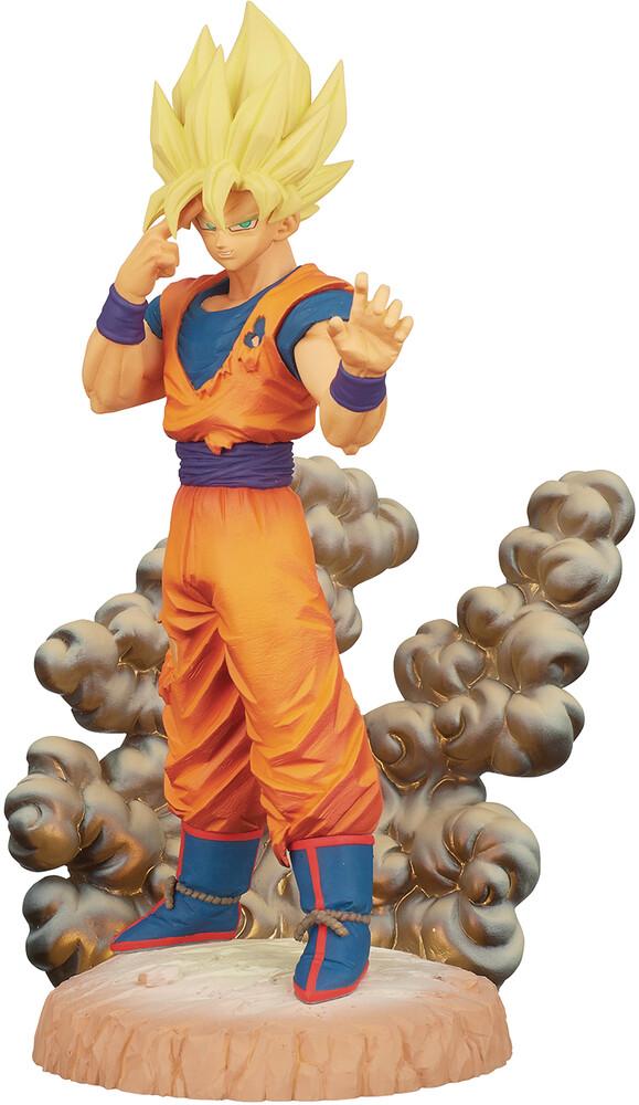 - Dragon Ball Z History Box Vol.2 Figure (Clcb)