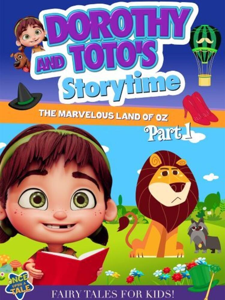 Simon Hill - Dorothy & Toto's Storytime: Marvelous Land Of Oz 1