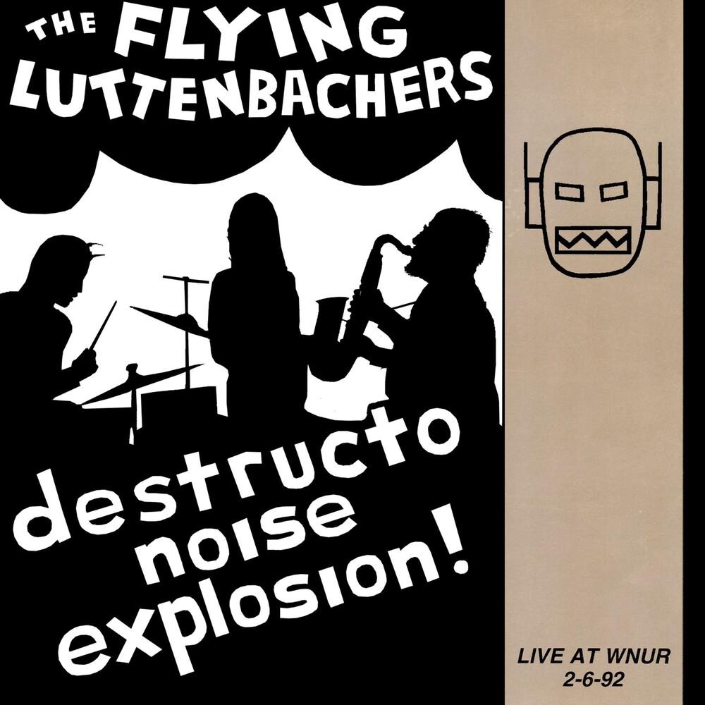 Flying Luttenbachers - Live At Wnur 2-6-92 (Uk)