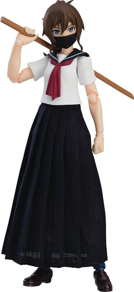 - Makoto Female Sukeban Body Figma Styles Af (Afig)
