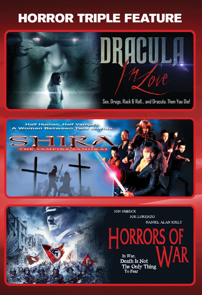 - Dracula In Love + Shira: The Vampire Samurai