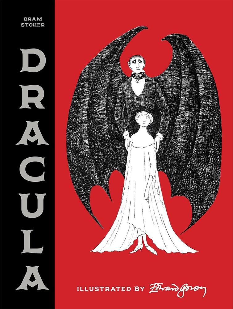 Bram Stoker  / Gorey,Edward - Dracula Deluxe Edition [Deluxe] (Hcvr) (Ill)