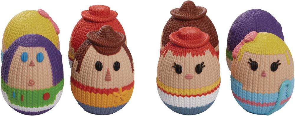 - Disney Toy Story Hmbr Mini Egg 4pk (Net) (Clcb)