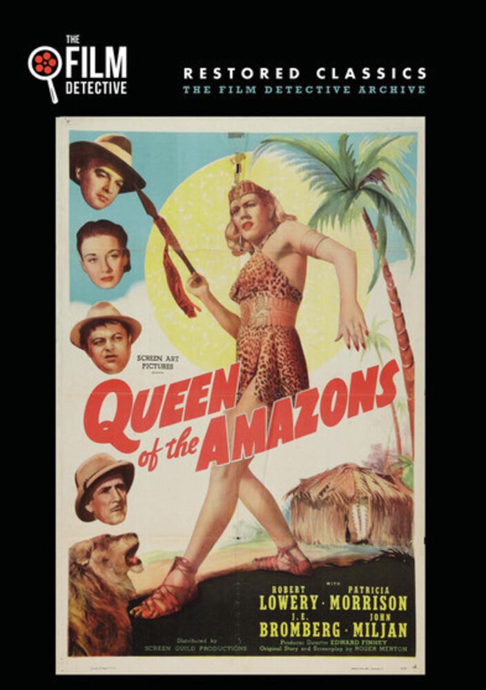 Queen of the Amazons - Queen Of The Amazons / (Mod Rstr)