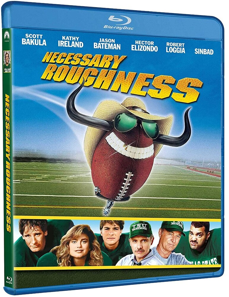 Necessary Roughness - Necessary Roughness